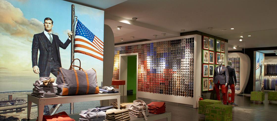 Suitsupply Washington Store (photo: Suitsupply)