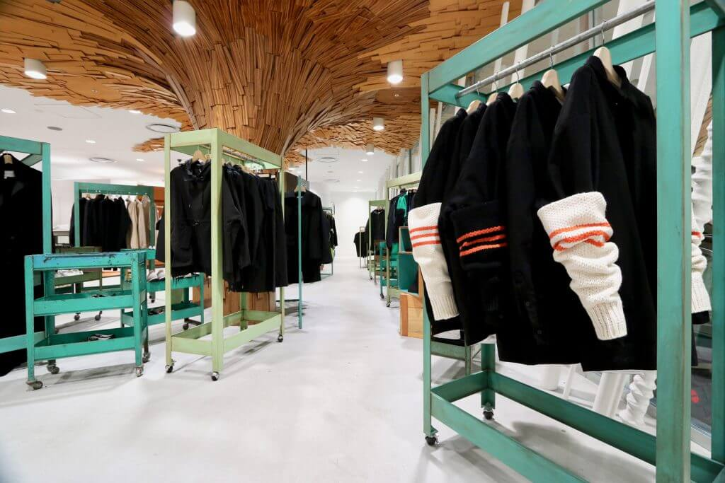 Innovative Retailers, Dover Street Market Ginza