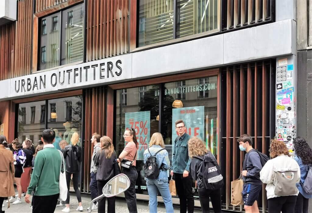 Retail Operations 2020 Urban Outfitters