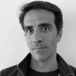 Agustín Caprile author portrait