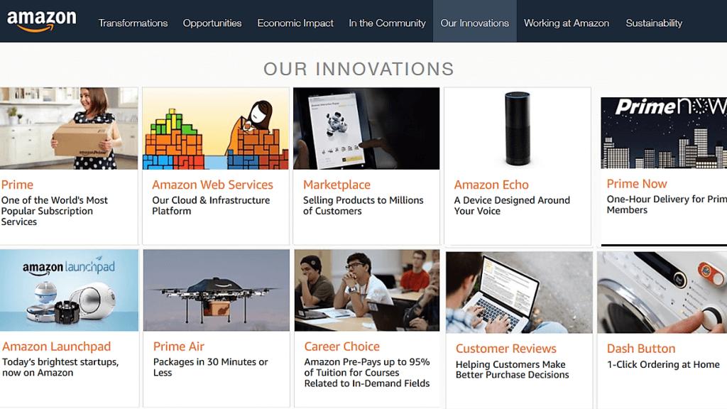 Amazon Retail Strategy
