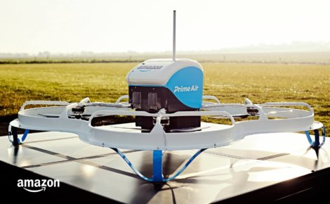 Will Instant Drone Delivery Take Off in 2019?