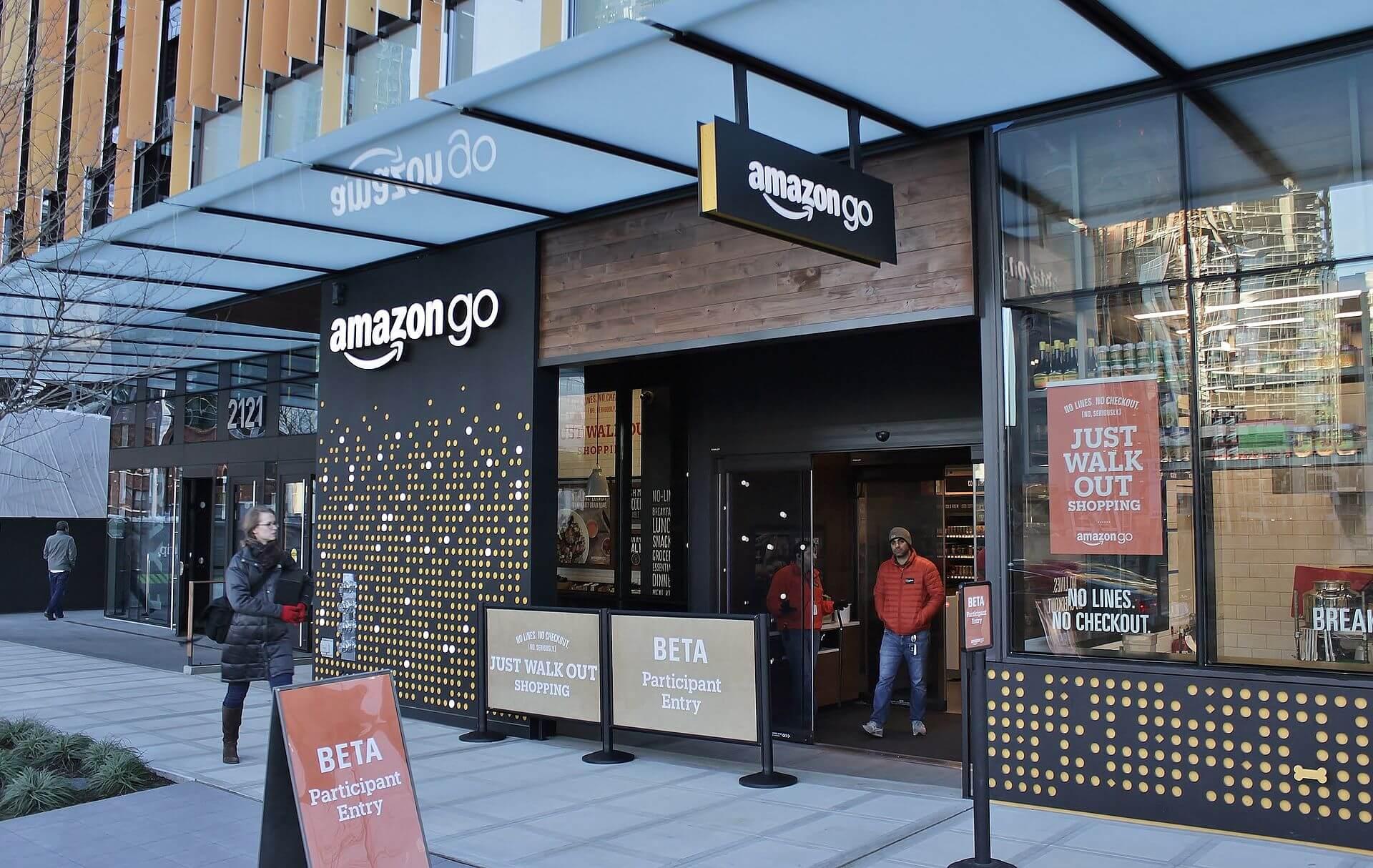 AmazonGo service experience