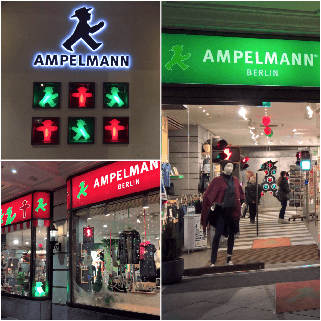 Unique Retail Flagship Ampelmann Berlin