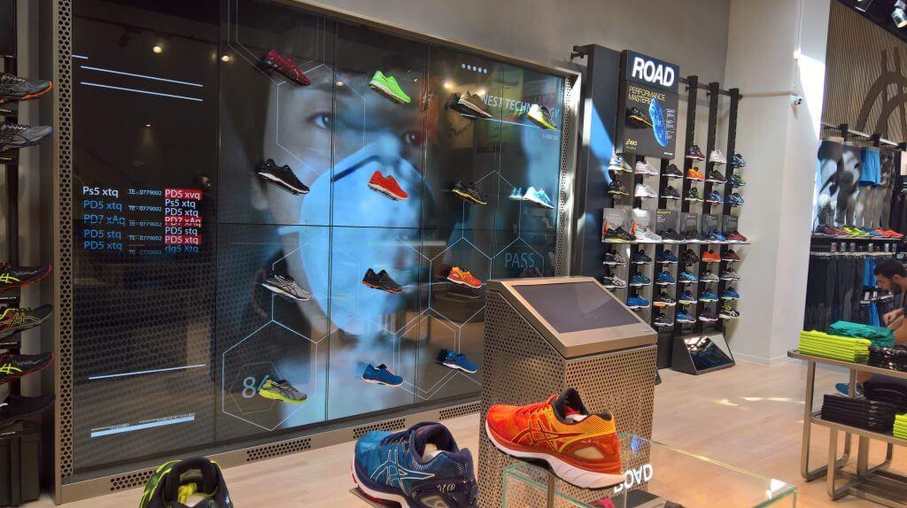 Asics smart store London