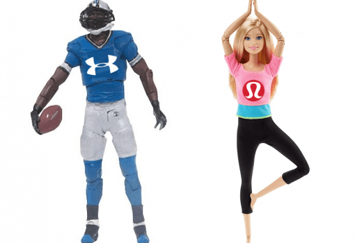 Lululemon vs Under Armour: Is it Barbie vs Ken or about Qualitative Brand Growth?