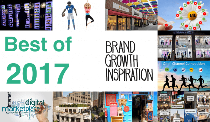 Best of 2017 brand reading