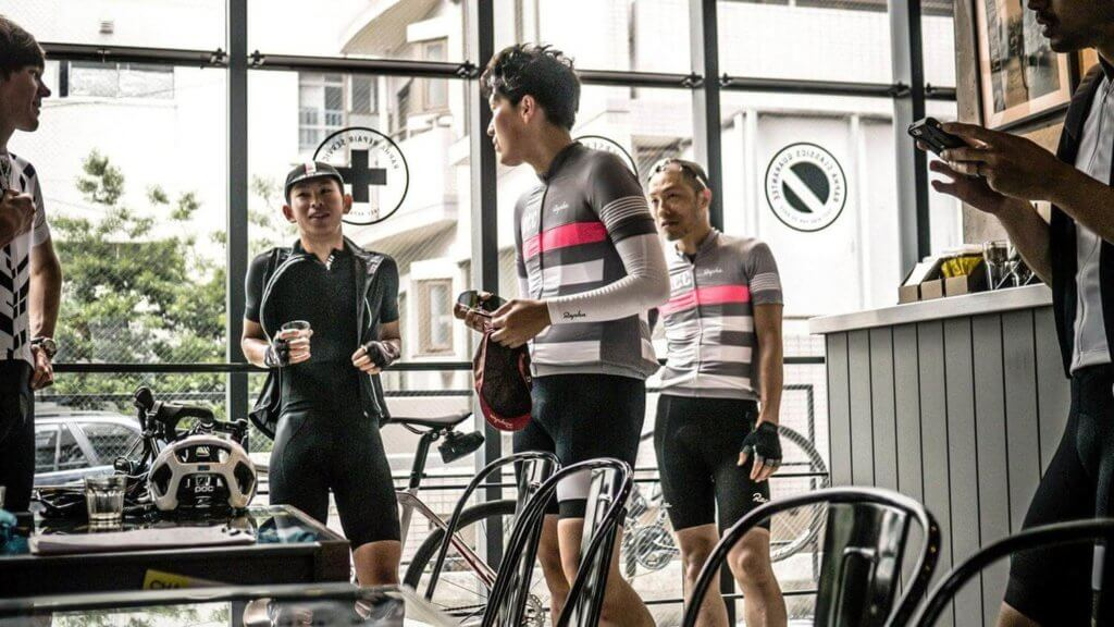 Rapha Clubhouse with Customer and Members of Brand Loyalty Program Customer Lifetime Value