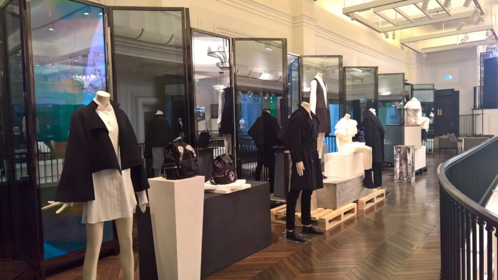Retail Strategy Burberry