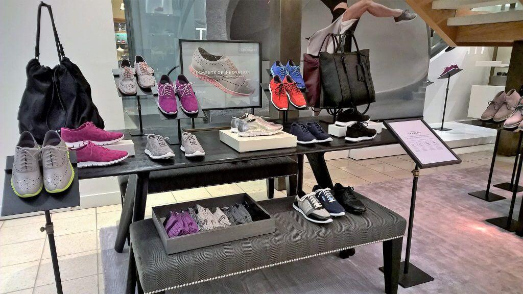 Cole Haan smart store
