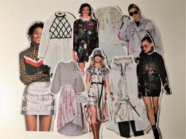 retail format, looks, styles, fashion