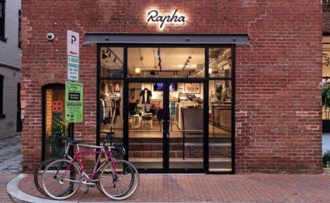 Rapha is not a brand, it's brand community management at its best