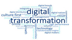 Digital Transformation Cloud by Brand Pilots