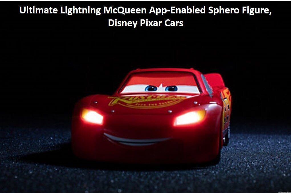 Disney's app-enabled Lightning, retail survival