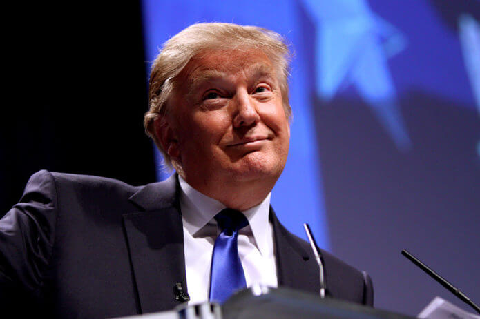 Donald Trump, Trump Retail, Photo: Wikimedia Commons