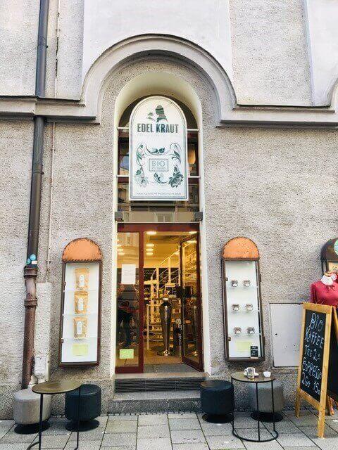 Online-goes-offline Edelkrauts' new Schwabing store (Photo: Edel-kraut.de)