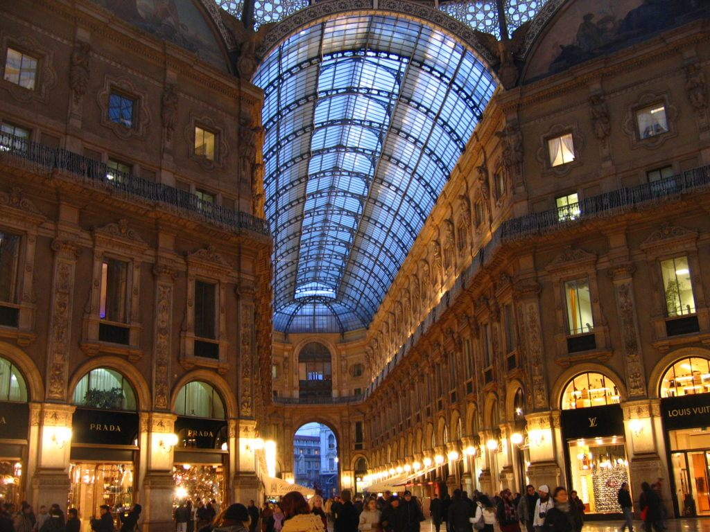 Shopping Centre Italy, Brand Distribution Italy