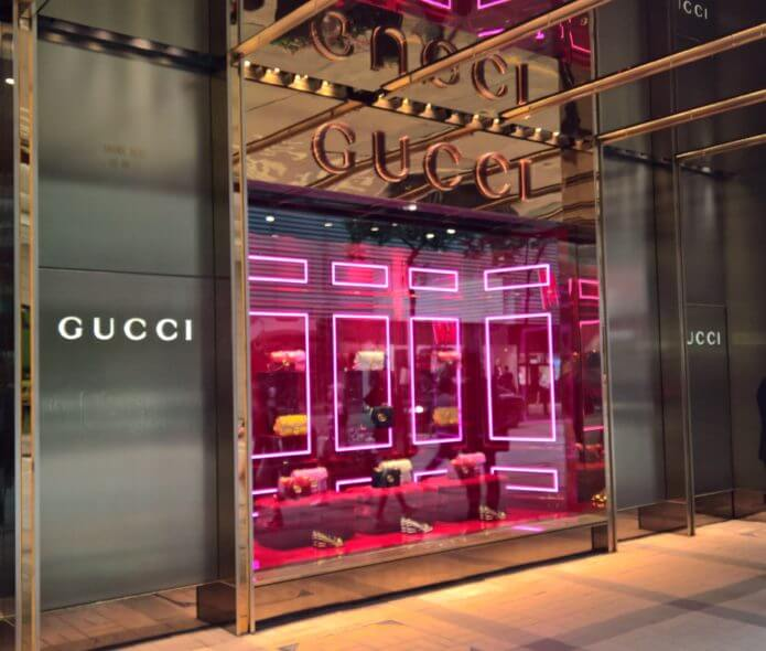 gucci brand equity About us reasons why brand was chosen customer-based brand equity model.