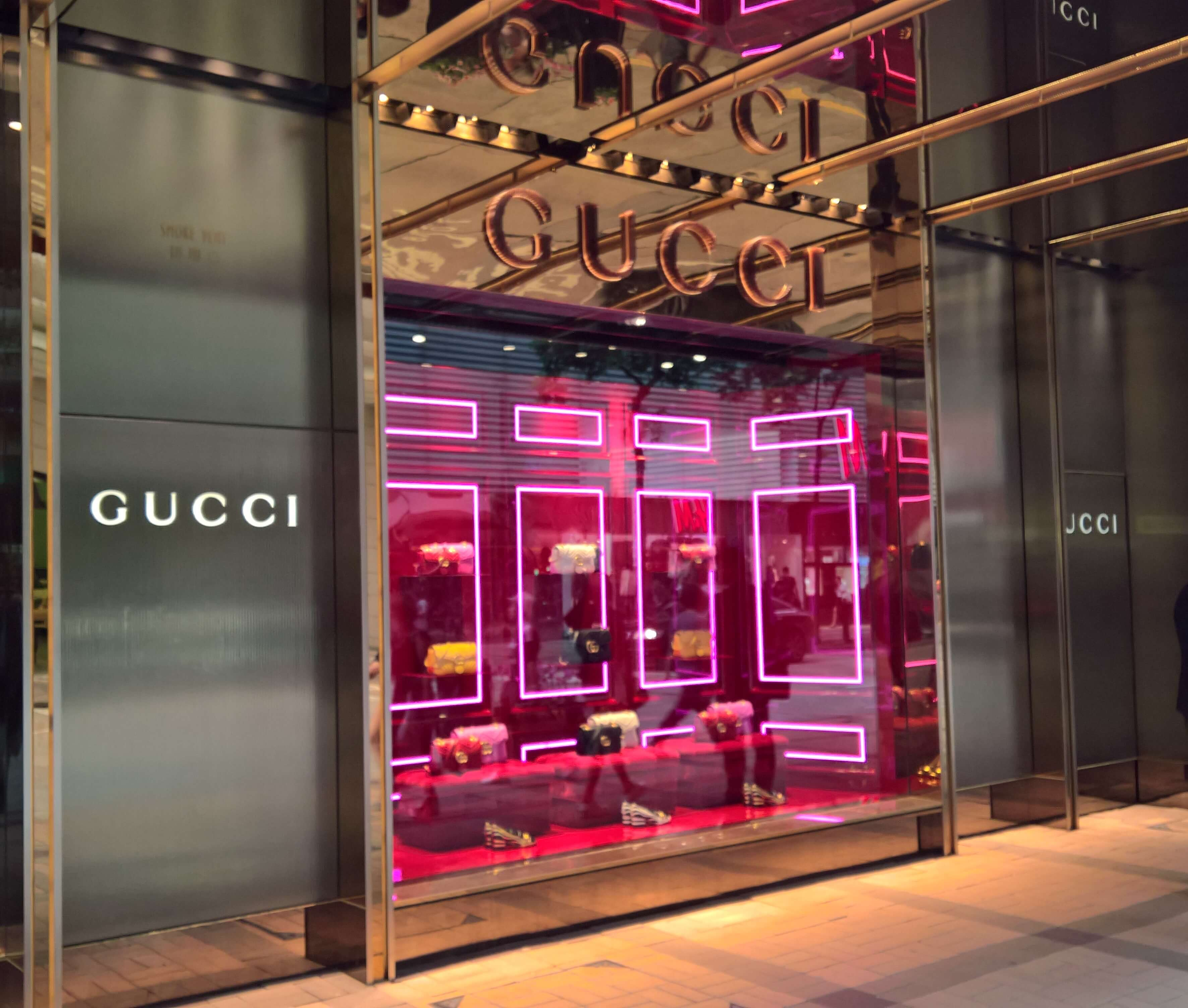 gucci brand management Paris, france — kering named luxury couture and leather goods division head  marco bizzarri as the new chief executive of gucci from.