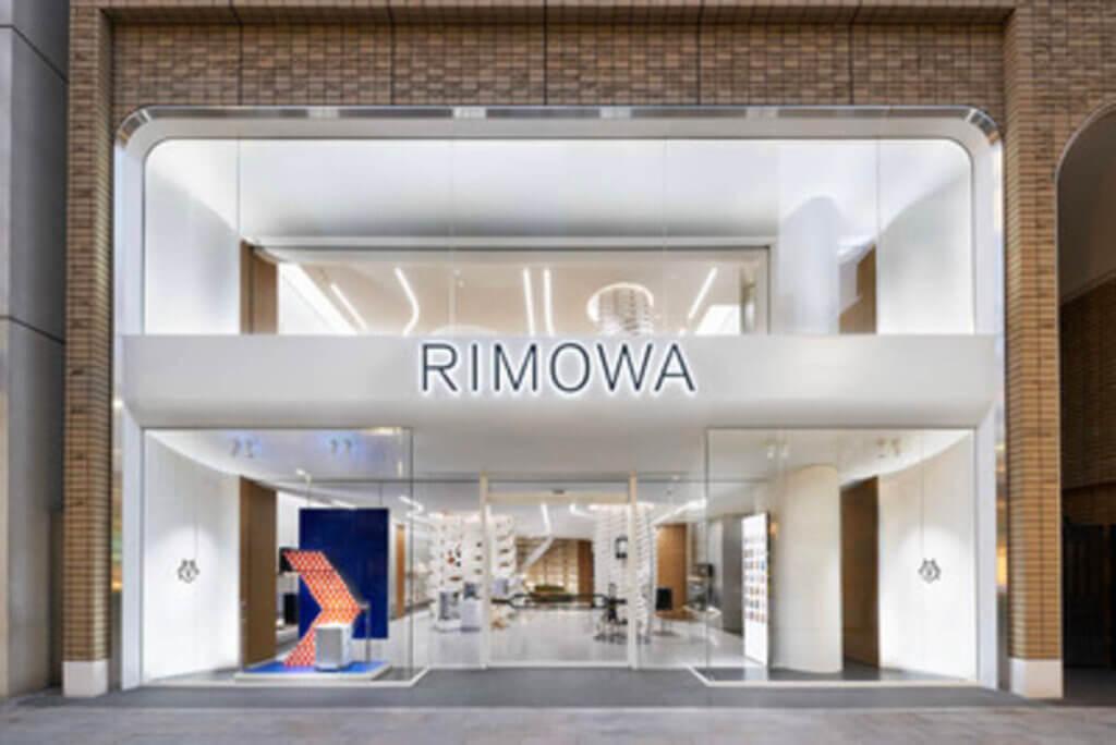 Rimowa Brand flagship store