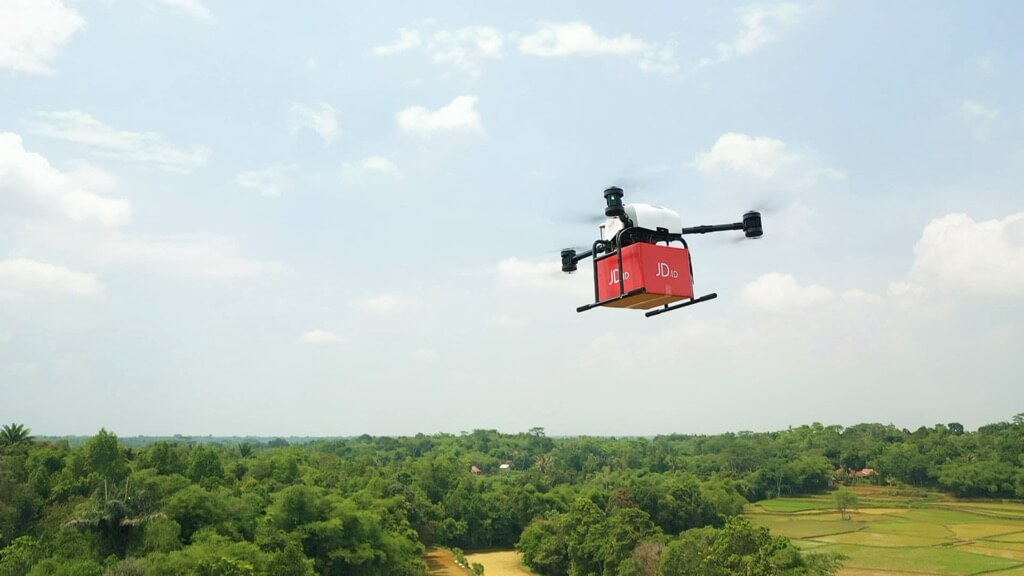 JD Drone Delivery