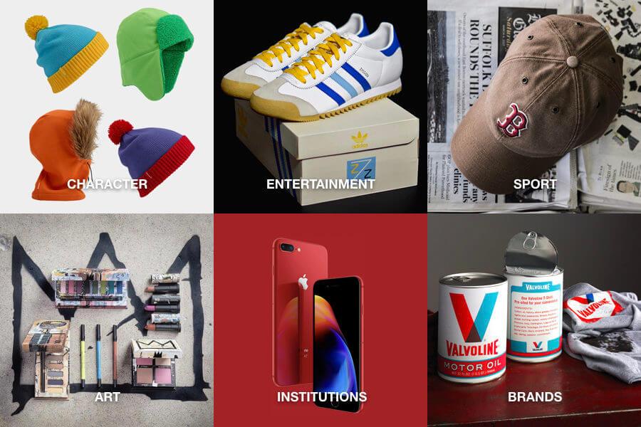 Edited Retail