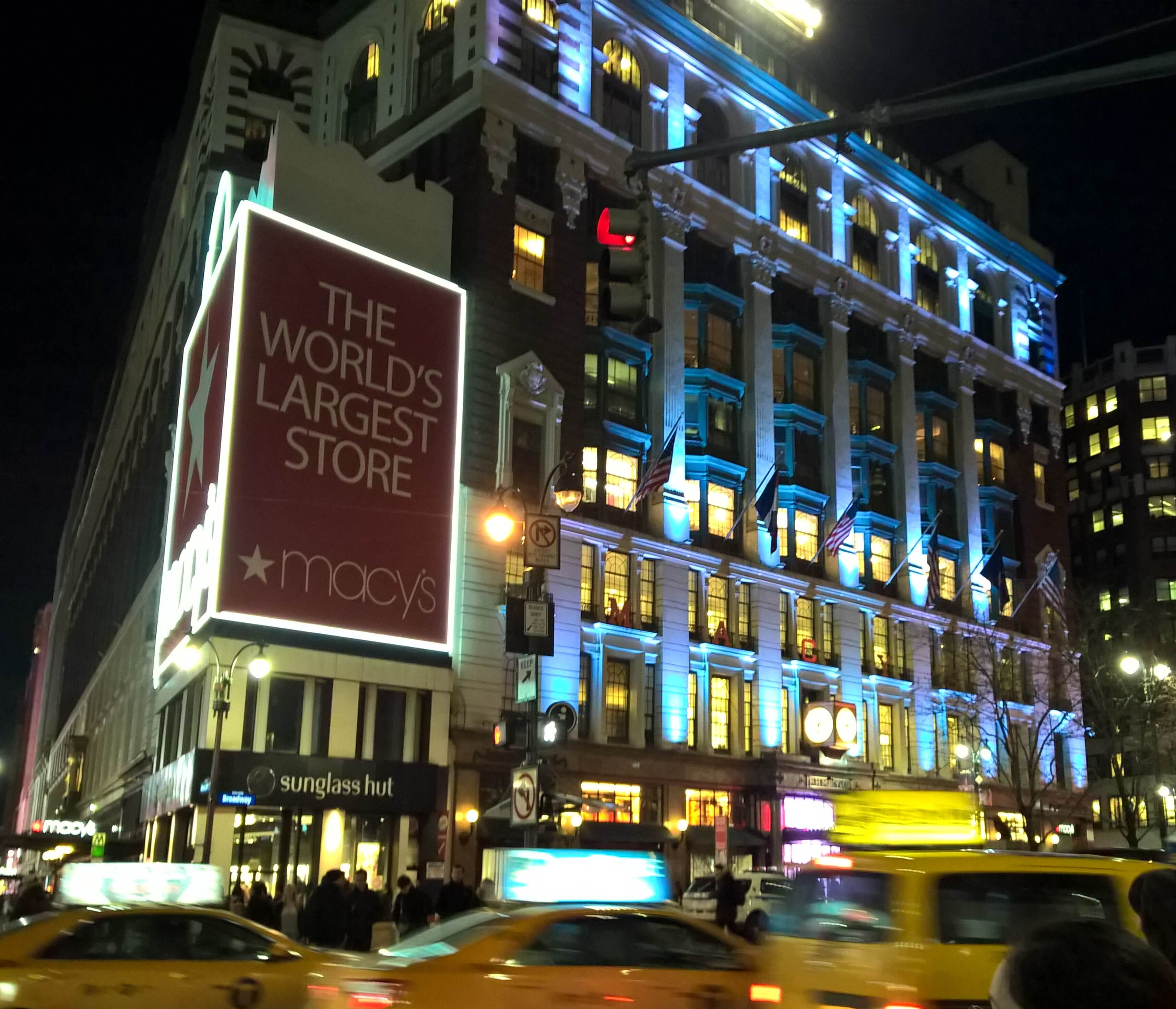 Macy Department Store New York (by Brand Pilots)