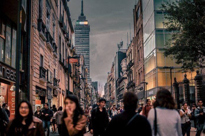 Mexico City (Photo: Jezael Melgoza)