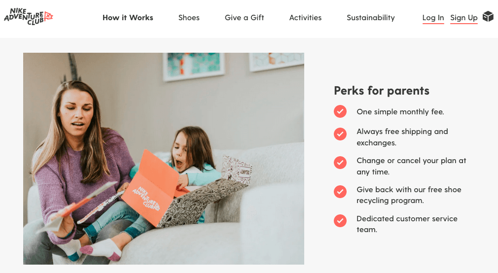 Clothing Rental Subscription