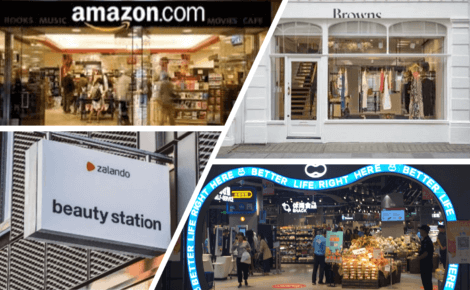 Brick & Mortar is the new Online: E-commerce Trends 2019