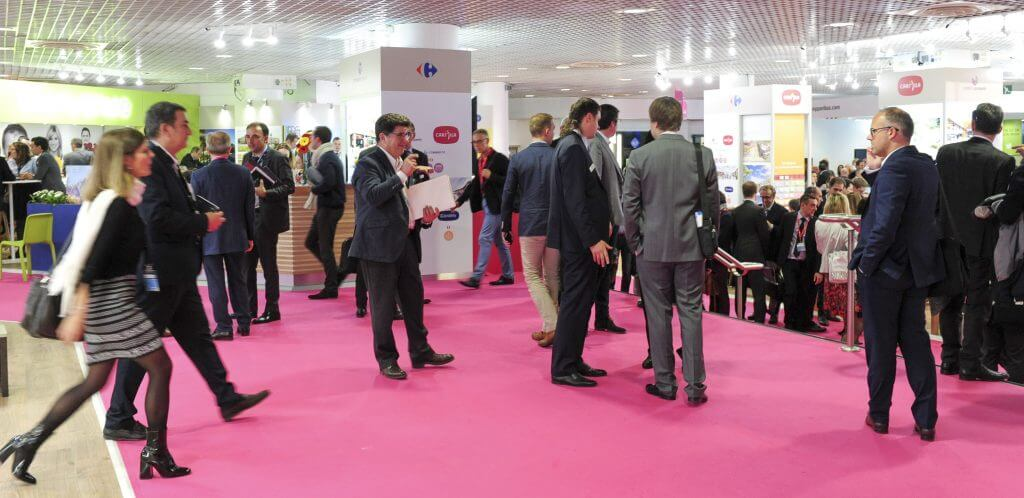 MAPIC 2016 Exhibition Area European brand retail