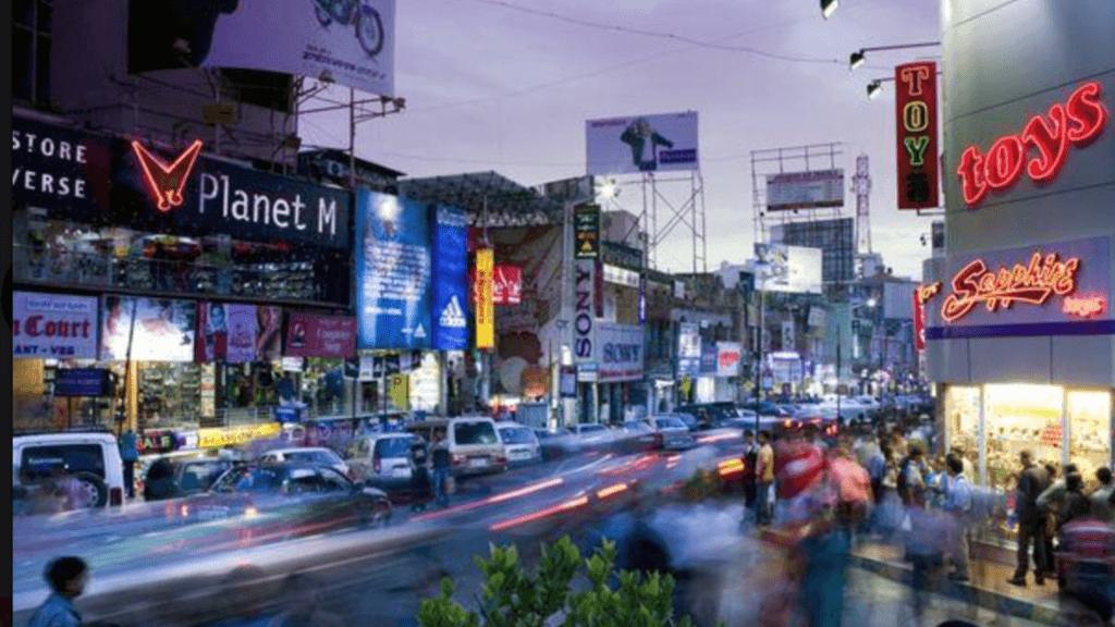 Brand Distribution India