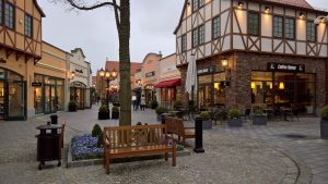 <em>Premium Outlet Centre Neumünster drives outlet expansion (photo: brand pilots)</em>
