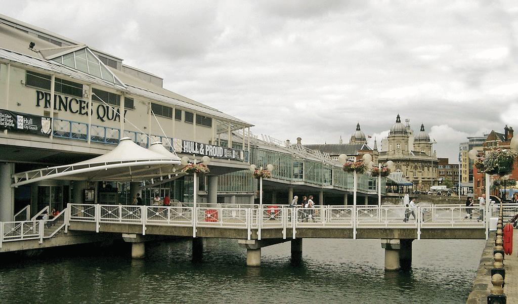 shopping centre M&A