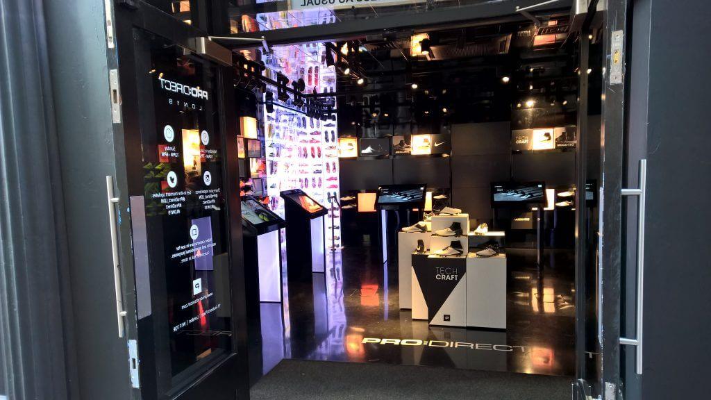 Pro:Direct London smart store