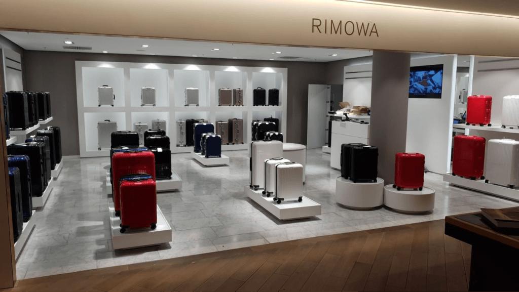 direct to consumer Rimowa
