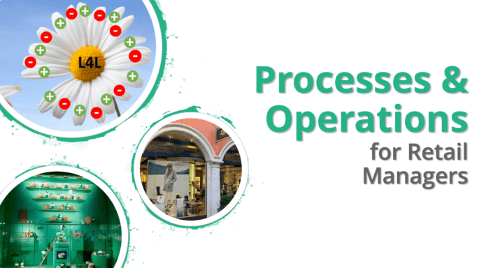 Processes & Operations for Retail Managers