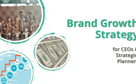 Brand Growth Strategy for CEOs & Strategic Planners