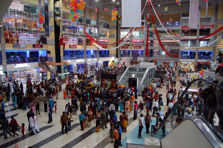 Shopping Mall in Gujarat (Photo: ingujarat.in)