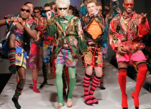 Fashion is diverse and loud (Photo: Wikimedia Commons)