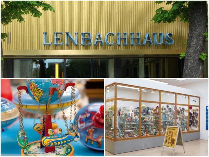 Store Art Feature (Hans-Peter Feldmann, Laden (Detail), 1975–2015; Städtische Galerie im Lenbachhaus und Kunstbau München; © VG Bild-Kunst, Bonn Images Wikimedia Commons and Städtische Galerie im Lenbachhaus und Kunstbau München)