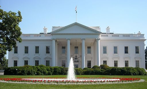 The White House, Photo: Wikimedia Commons