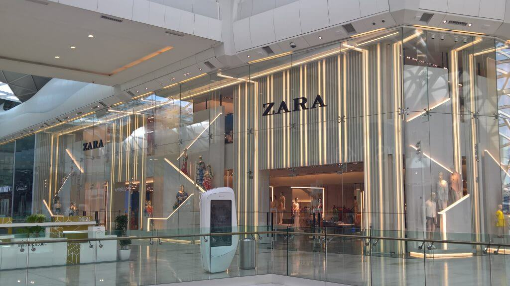 Zara retail performance