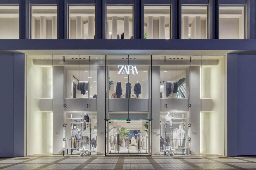 gps business navigation Zara
