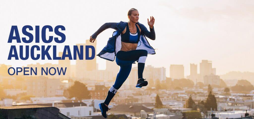 Asics Brand Distribution New Zealand