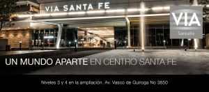 <em>Santa Fe Mall, Mexico City, Brand Distribution Mexico (Photo: Centro)</em>