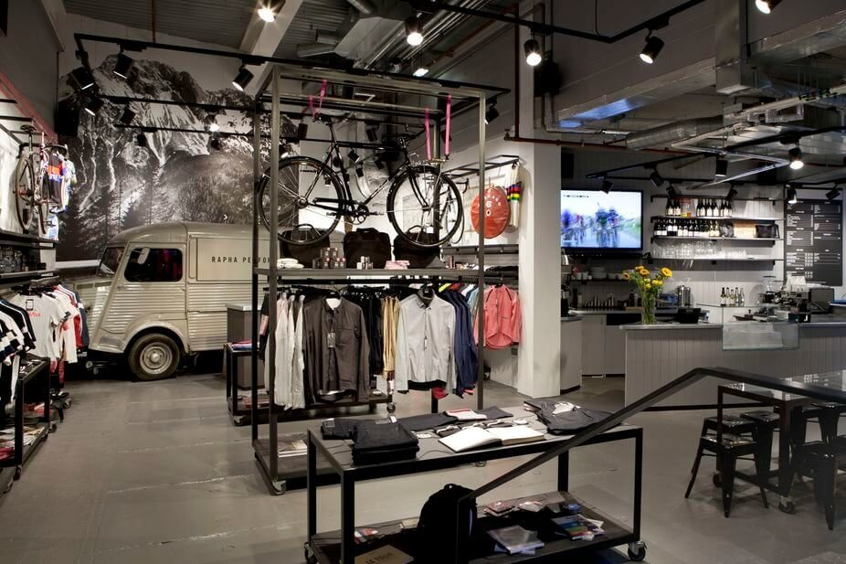 Rapha is best practice in Customer Loyalty Management