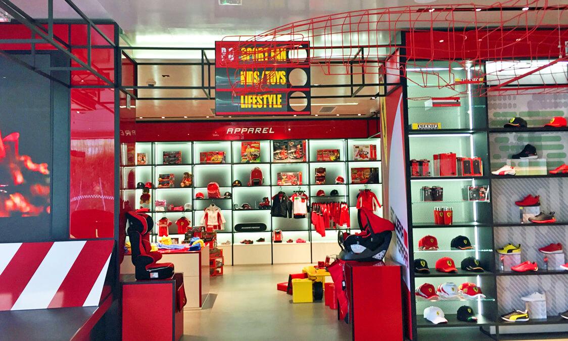 the maranello ferrari store a visit and review