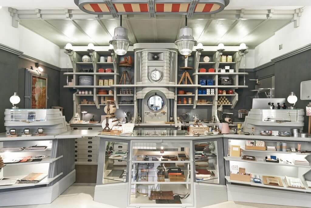 Innovative Retailers, Fabrikat Zurich