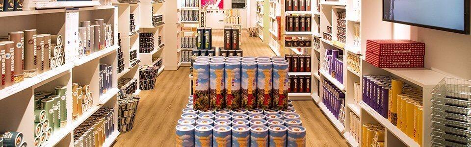 mymuesly Geislingen Store (Photo: mymuesli.com)